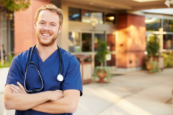 The Entry-Level Health Care Jobs Men Are (and Are Not) Taking