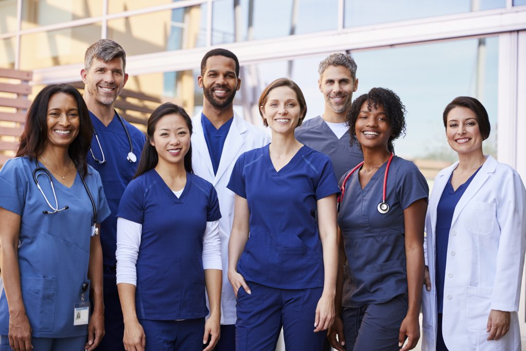 The 5 States Most in Need of RNs, NPs, LPNs, & CNAs